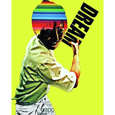 Pop Art Wall Art - Photograph - Seize Your Dreams❗ #アート by Takashi Nishimura