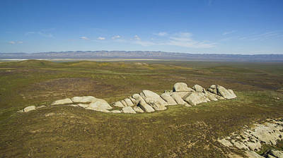 Selby Photograph - Selby Rocks by David Levy