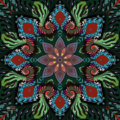 Digital Art - Seldom Was Heard by Jim Pavelle