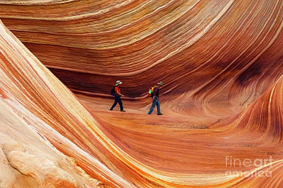 Photograph - Seeking The Wave by Bob Christopher