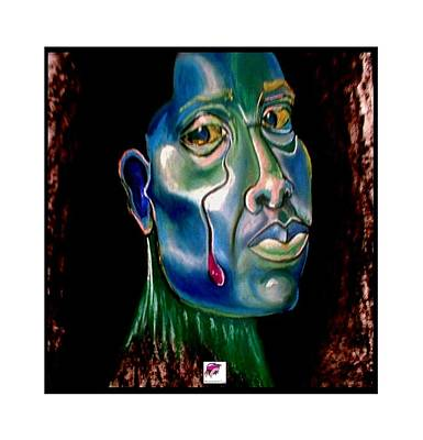 Painting - Self Portrait 1998 by Carol Rashawnna Williams