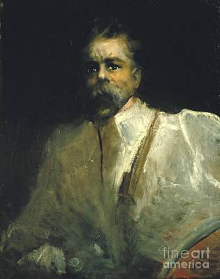 Dalt Painting - Self-portrait by Celestial Images