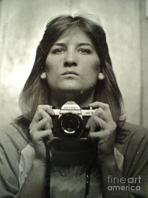 Photograph - Self Portrait by Carla Carson