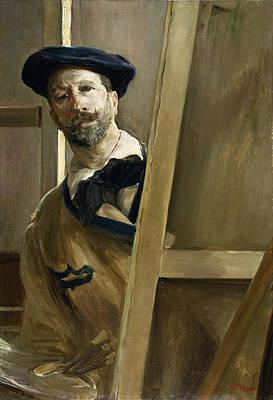 Painting - Self-portrait by Jose Villegas Cordero