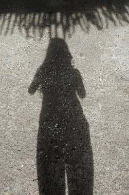 Photograph - Self-portrait by Tina Ernspiker