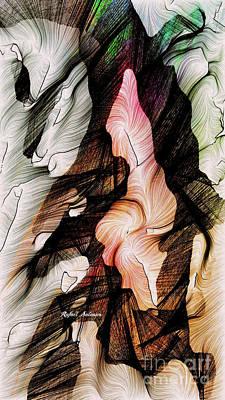 Digital Art - Self-satisfied by Rafael Salazar