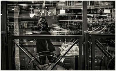 Photograph - Selfie by Stewart Marsden