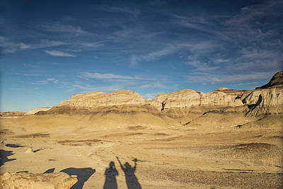 Photograph - Selfies In The Desert by Kunal Mehra