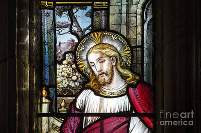 Jesus Christ Icon Photograph - Selfless by Tim Gainey