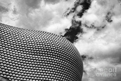 Selfridge Photograph - selfridges at the bull ring shopping centre Birmingham by Joe Fox