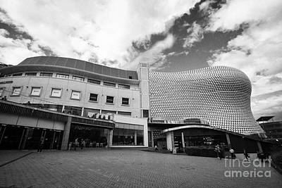 Selfridge Photograph - selfridges at the bull ring shopping centre Birmingham UK by Joe Fox