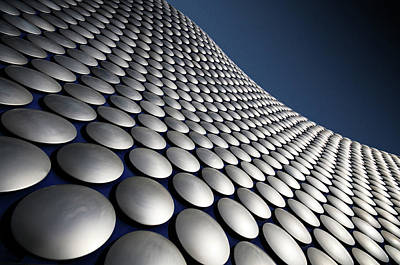 Repetition Photograph - Selfridges Exterior, Birmingham by Stewart Hardy