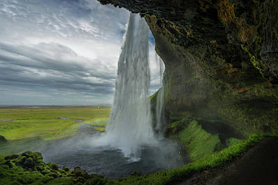Photograph - Seljalandsfoss by Bill Martin