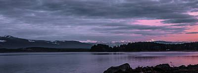 Photograph - Selkirk Sunrise by Albert Seger