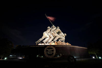Photograph - Semper Fi by Ryan Wyckoff