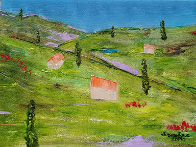 Painting - Semplicita by Judith Rhue
