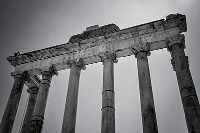 Photograph - Senatus Populusque Romanus by David Cote