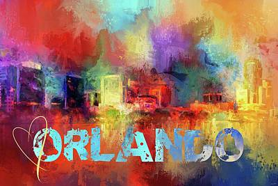 Photograph - Sending Love To Orlando by Jai Johnson
