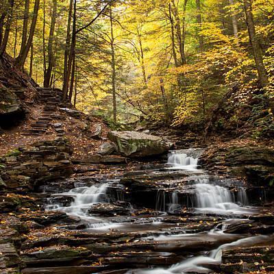 Photograph - Seneca Falls by John Daly