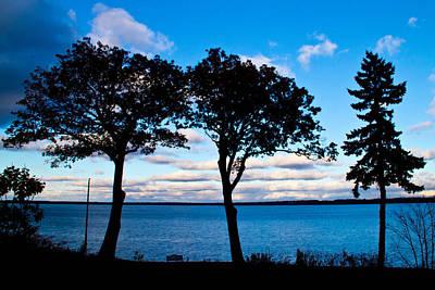 Seneca Lake Ny Print by Tom Molczynski