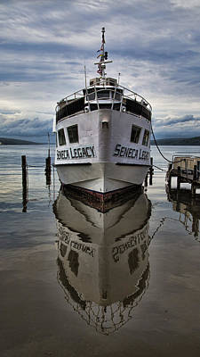 Seneca Lake Photograph - Seneca Legacy by Stephen Stookey