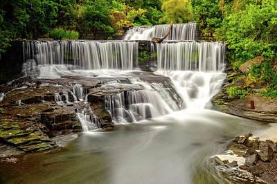 Photograph - Seneca Mills Fall -  Senecamillsfall172266 by Frank J Benz