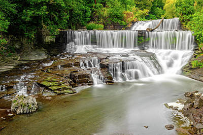 Photograph - Seneca Mills Fall -  Senecamillsfall172269 by Frank J Benz
