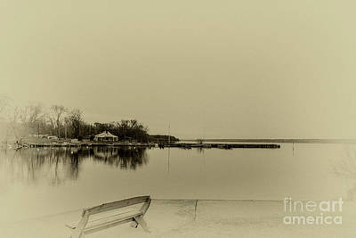 Photograph - Seneca Yacht Club by William Norton