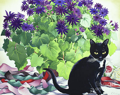 Senetti And Florence Art Print