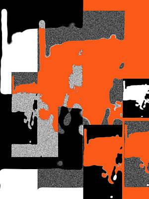 Digital Art - Senseless Settlement by Fei Alexander