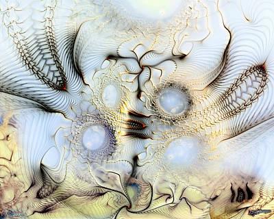 Sensorial Paroxysm Art Print by Casey Kotas