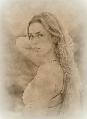 Photograph - Sensuous Woman by Lori Seaman