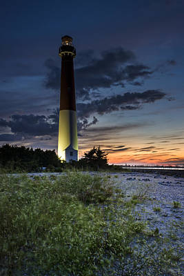 Nj Photograph - Sentinel Of The Dunes by Rick Berk