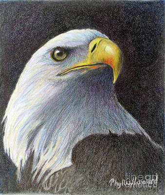Art Print featuring the painting Sentinel by Phyllis Howard