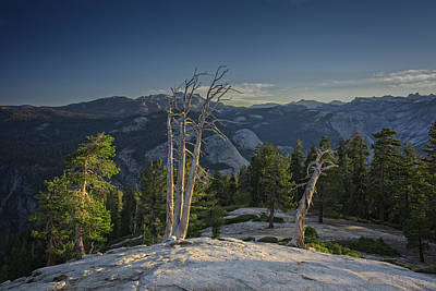 Photograph - Sentinel's Summit by Rick Berk