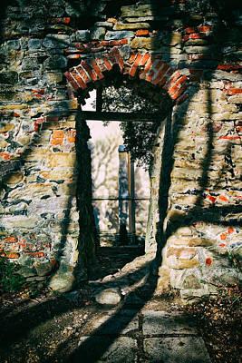 Photograph - Sentry Archway Sighisoara by Adam Rainoff