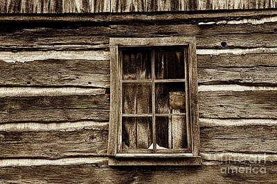 Photograph - Seoia Window by Rick Bragan