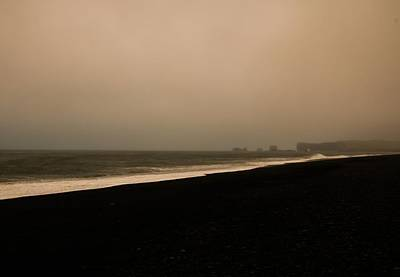 Photograph - Sepia Beach by Perggals - Stacey Turner