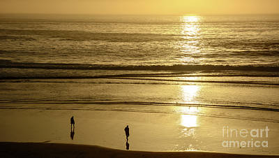 Photograph - Sepia Sunset by Susan Wiedmann