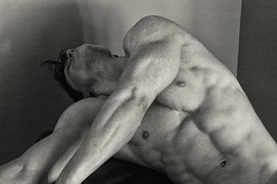 Dwain Leland Photograph - Sepia Yaw by Thomas Mitchell