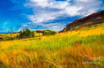 Horsetooth Photograph - September Morn by Jon Burch Photography