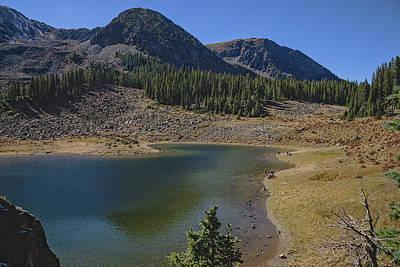 Photograph - September On Williams Lake by Jason Coward