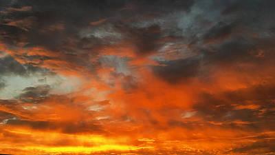 Photograph - September Sunrise by Nathan Little