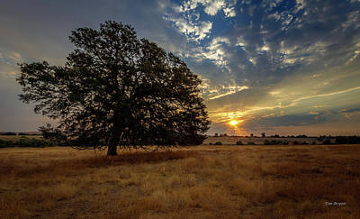 Photograph - September Sunrise by Tim Bryan