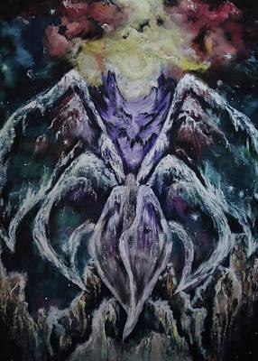 Painting - Seraph by Cheryl Pettigrew