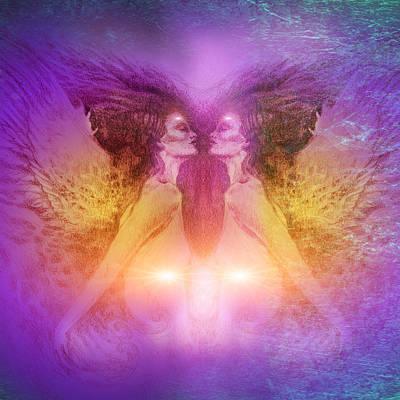 Painting - Seraphim by Ragen Mendenhall
