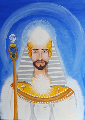 Serapis Bey Art Print by Claudiu Ganea