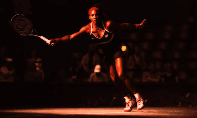 Serena Williams Digital Art - Serena Williams Passion by Brian Reaves