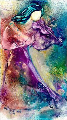 Serenade Art Print