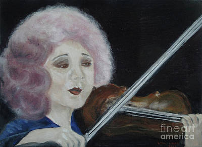 Painting - Serenade by Lyric Lucas
